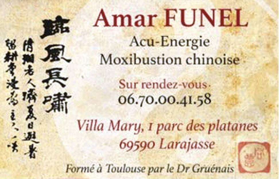 carte Amar Funel