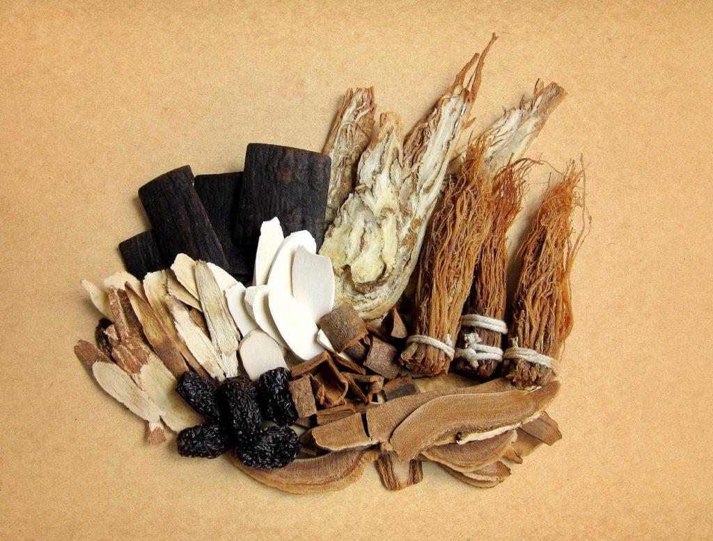 herbologie et phytothérapie chinoise